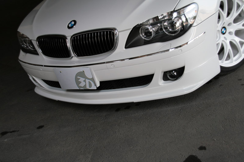 3ddesign Aerodynamics And Body Kits For Bmw E65 E66