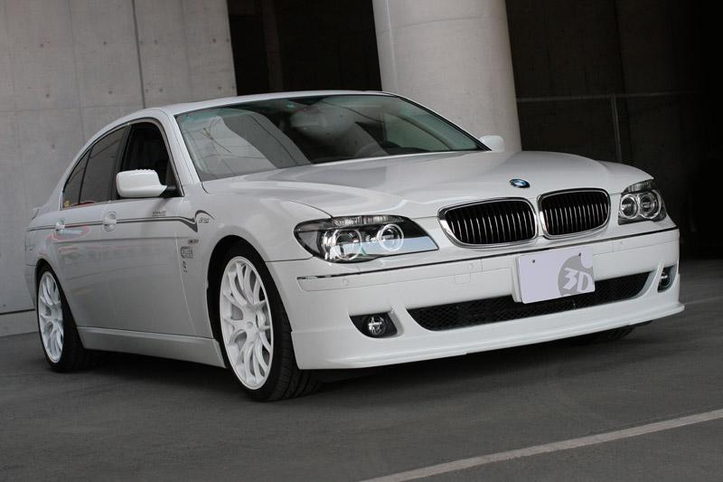 3DDesign / aerodynamics and body kits for BMW E65 E66